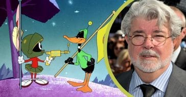 How George Lucas helped and honored 'Looney Tunes'