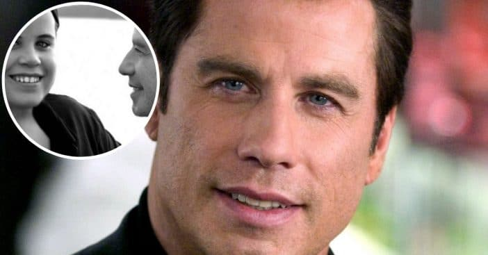 John Travolta honors late son on his birthday