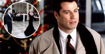 John Travolta recalls dance with Princess Diana