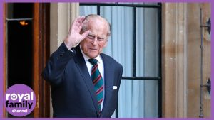 Just steps from Prince Philip's funeral, a woman was detained for appearing topless at an alleged protest and causing a disturbance
