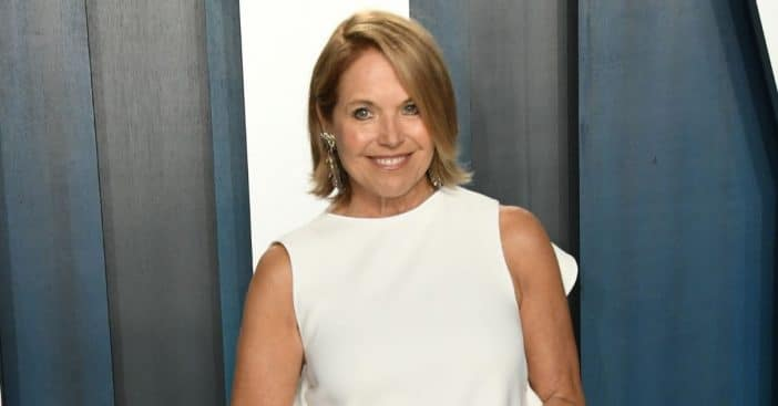 Katie Couric Talks The 'Biggest Psychological Drain' Facing Retired People Right Now