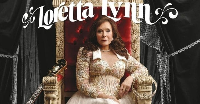 Loretta Lynn returns with 'Still Woman Enough'