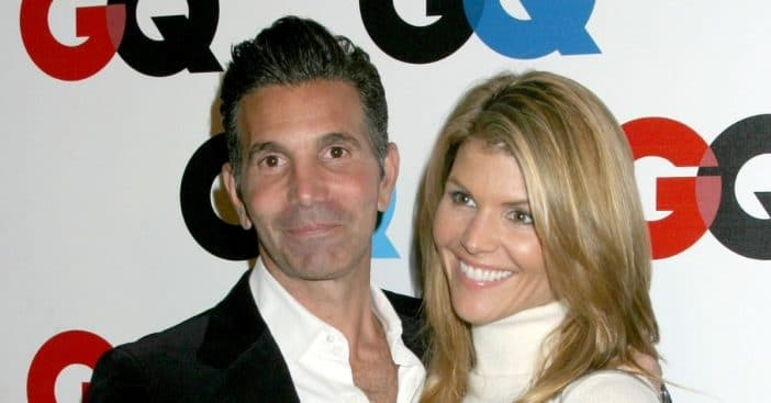 Lori Loughlin Mossimo Giannulli leaving Los Angeles after prison