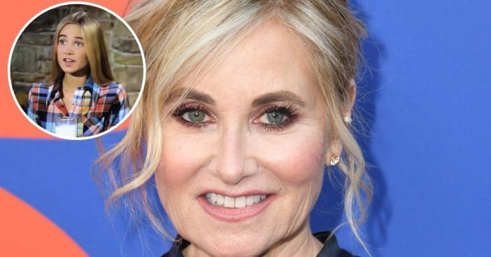 Maureen McCormick never watches The Brady Bunch