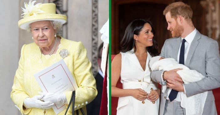 Meghan Markle, Archie Spoke With Queen Elizabeth Before Prince Philip's Funeral