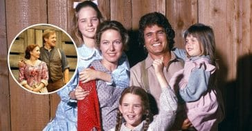 Melissa Gilbert had a hard time playing Ma Ingalls in the musical