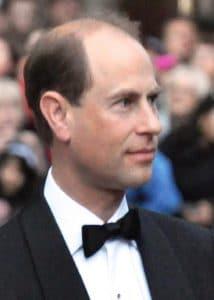 One royal expert anticipates Edward, Ear of Essex, to inherit the title of Duke of Edinburgh