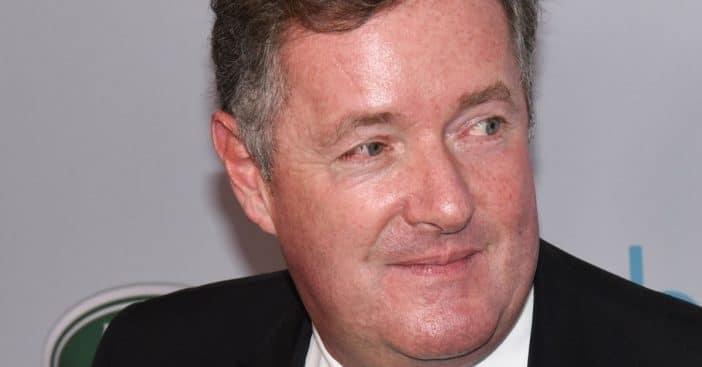 Piers Morgan slams Oscars