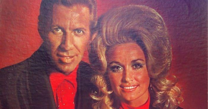 Porter Wagoner sued Dolly Parton