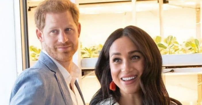 Prince Harry, Meghan Markle Confirm Details On Project With Netflix