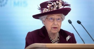 Queen Elizabeth II marked her 95th birthday with thankfulness through her grief
