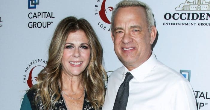 Rita Wilson Shares Why She And Tom Hanks Haven't Been Vaccinated Yet