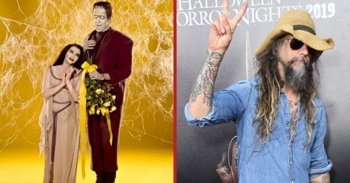Rob Zombie Is Officially Rebooting 'The Munsters'