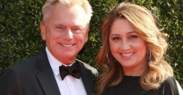 Sajak and his wife