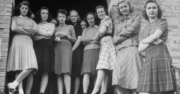 School dress codes represented the duality of control and rebellion
