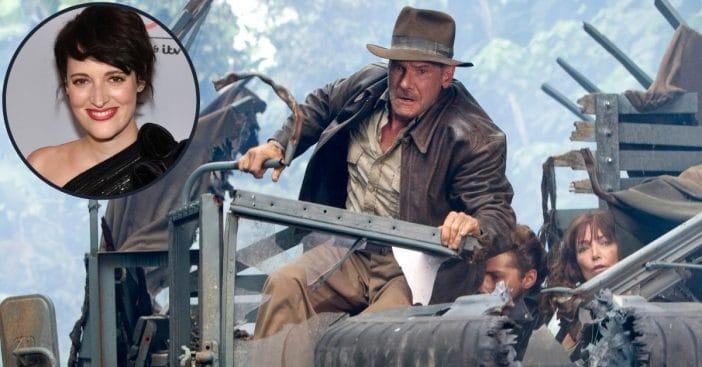 Steven Spielberg Teases Female Lead For 5th 'Indiana Jones' Film