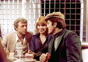 SUPERTRAIN, Steve Lawrence, Char Fontaine, Don Meredith, 1979.