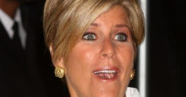 Suze Orman says couples should not have a joint bank account