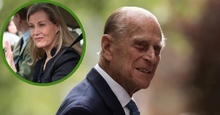 The Countess of Wessex, Sophie, sheds light on Prince Philip's final moments