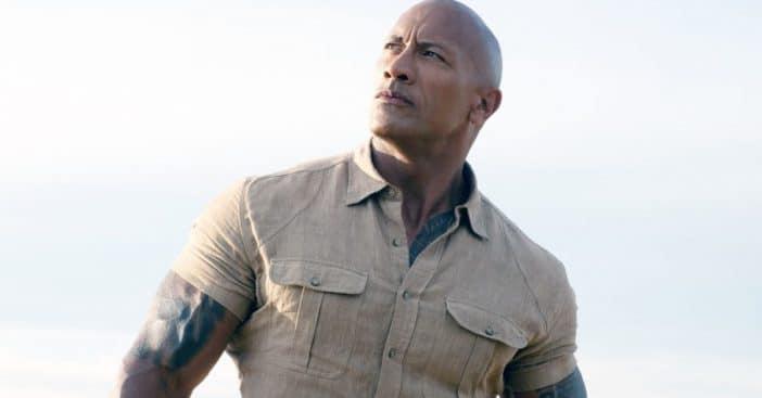 "Dwayne ""The Rock"" Johnson to run for President?"