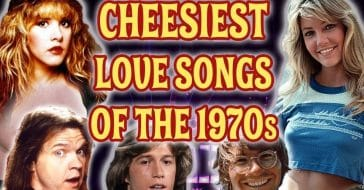 The Top Cheesiest Love Songs Of The 1970s