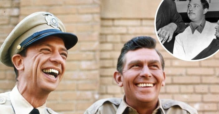 The makeup artist inspired stories for The Andy Griffith Show