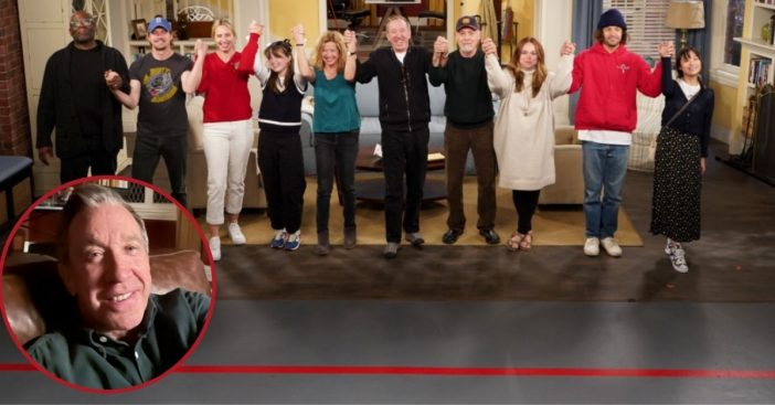 Tim Allen Documents Emotional Final Moments As 'Last Man Standing' Comes To An End