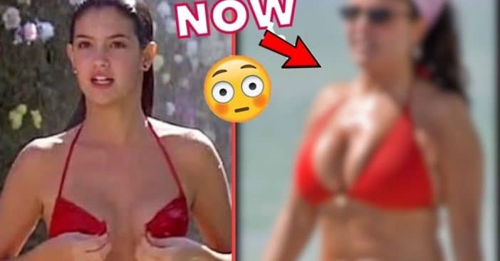 Top 10 Forgotten '80s Babes Then and Now 2021