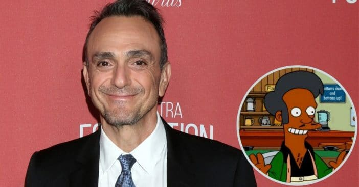 Voice Actor Hank Azaria Apologizes For Playing 'The Simpson's Apu For Three Decades