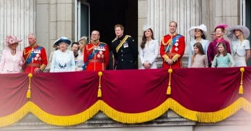 Who inherits Prince Philip's title