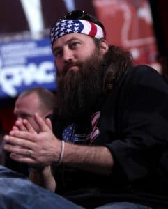 Willie Robertson is hit by defamation lawsuit by drive-by suspect Daniel King Jr.