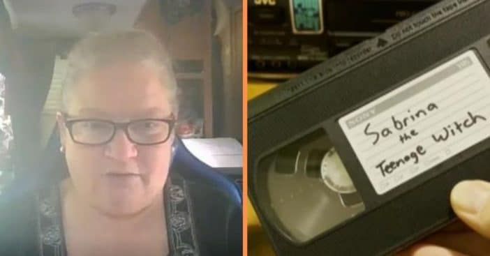 Woman Charged With Felony For Not Returning VHS Tape — She Only Just Found Out