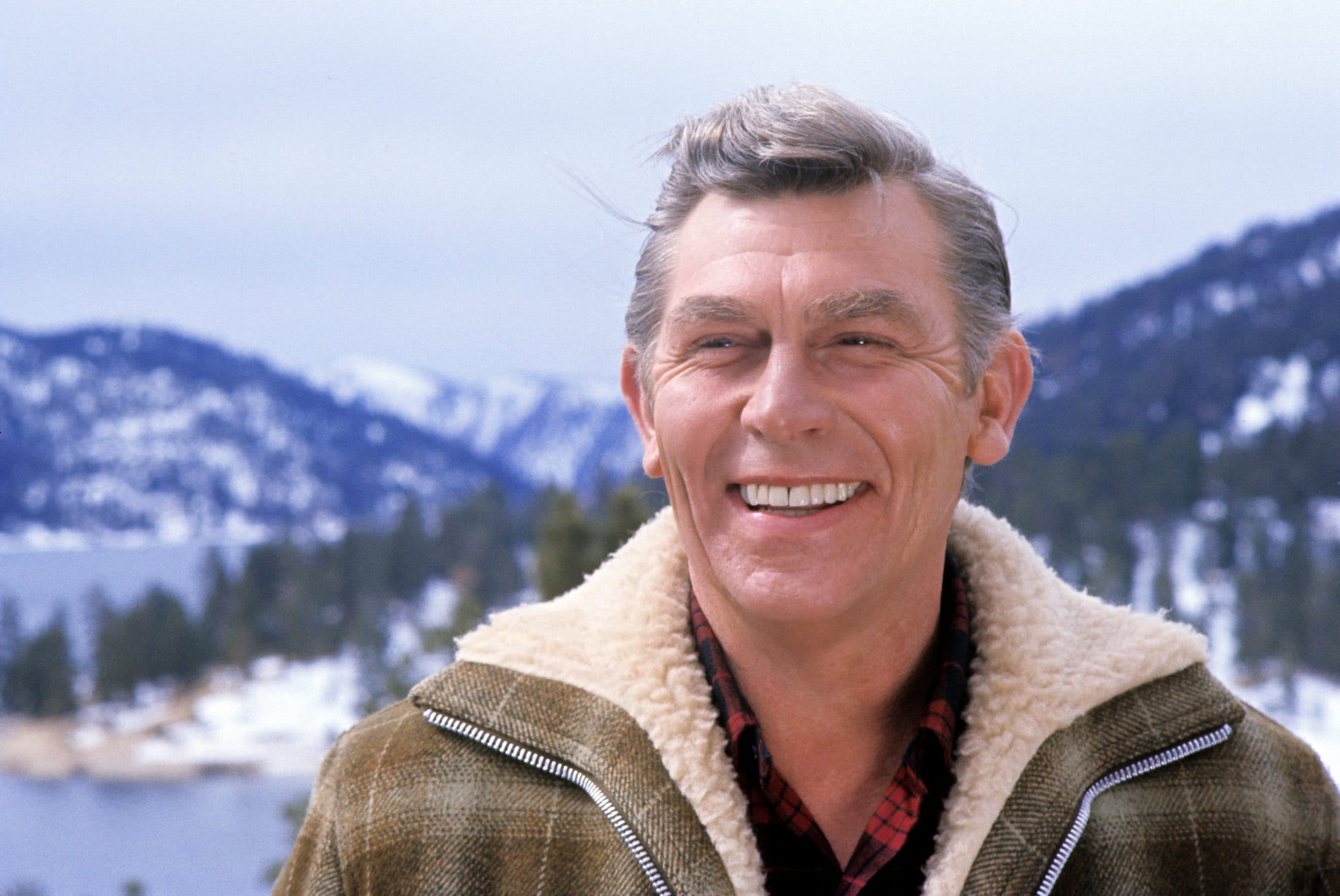 WINTER KILL, Andy Griffith, 1974