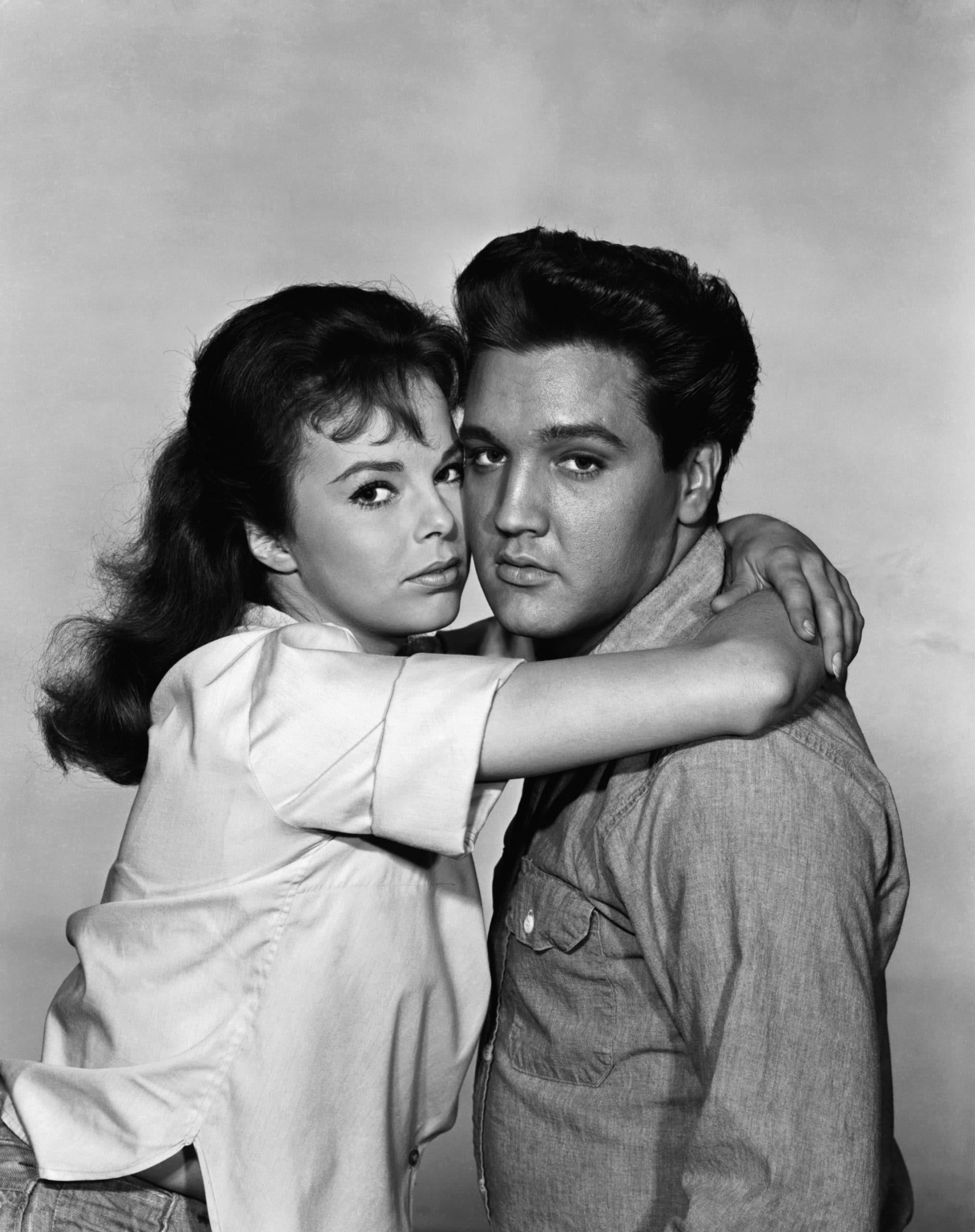 FOLLOW THAT DREAM, Anne Helm, Elvis Presley, 1962