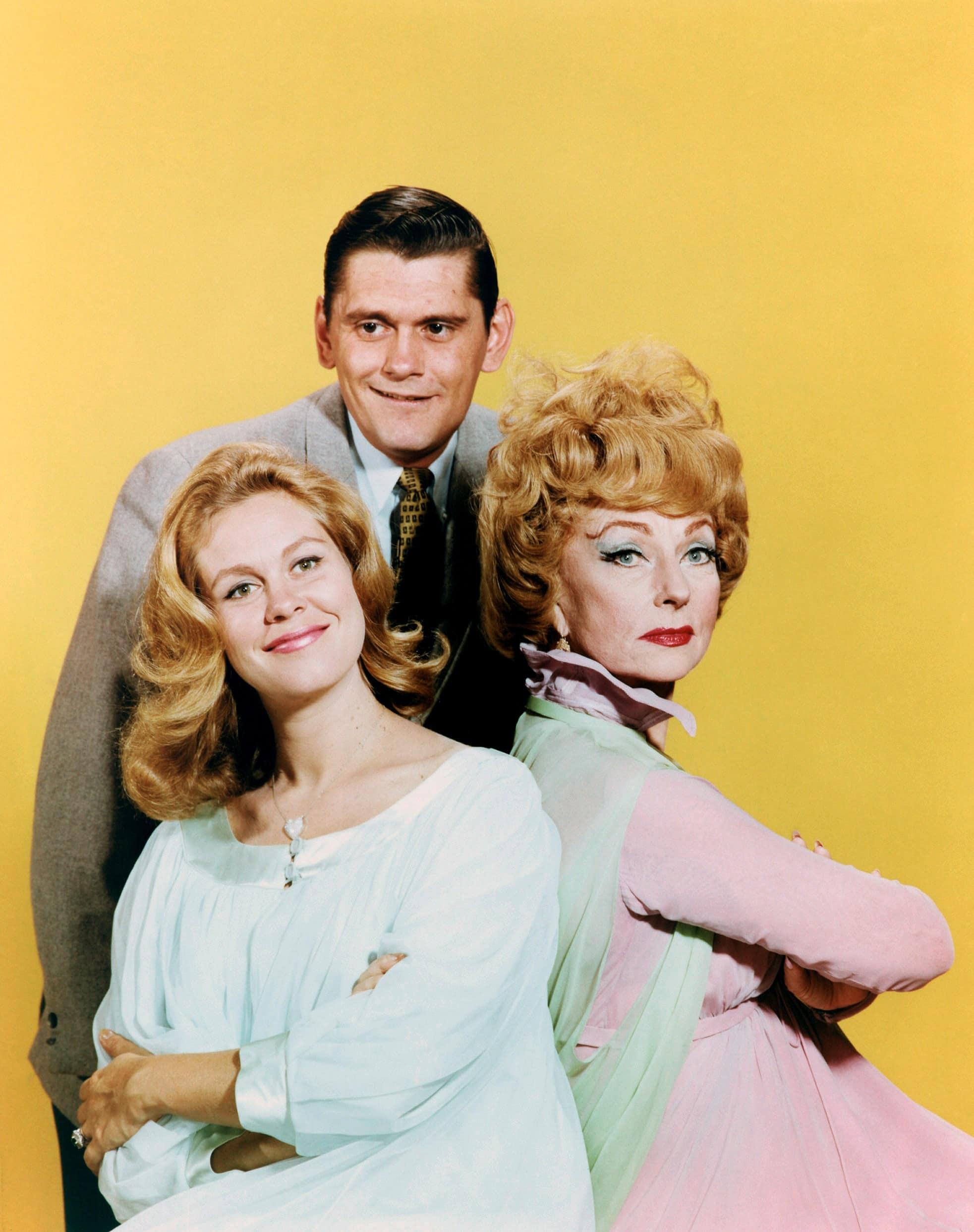 BEWITCHED, Elizabeth Montgomery, Dick York, Agnes Moorehead, 1964-72