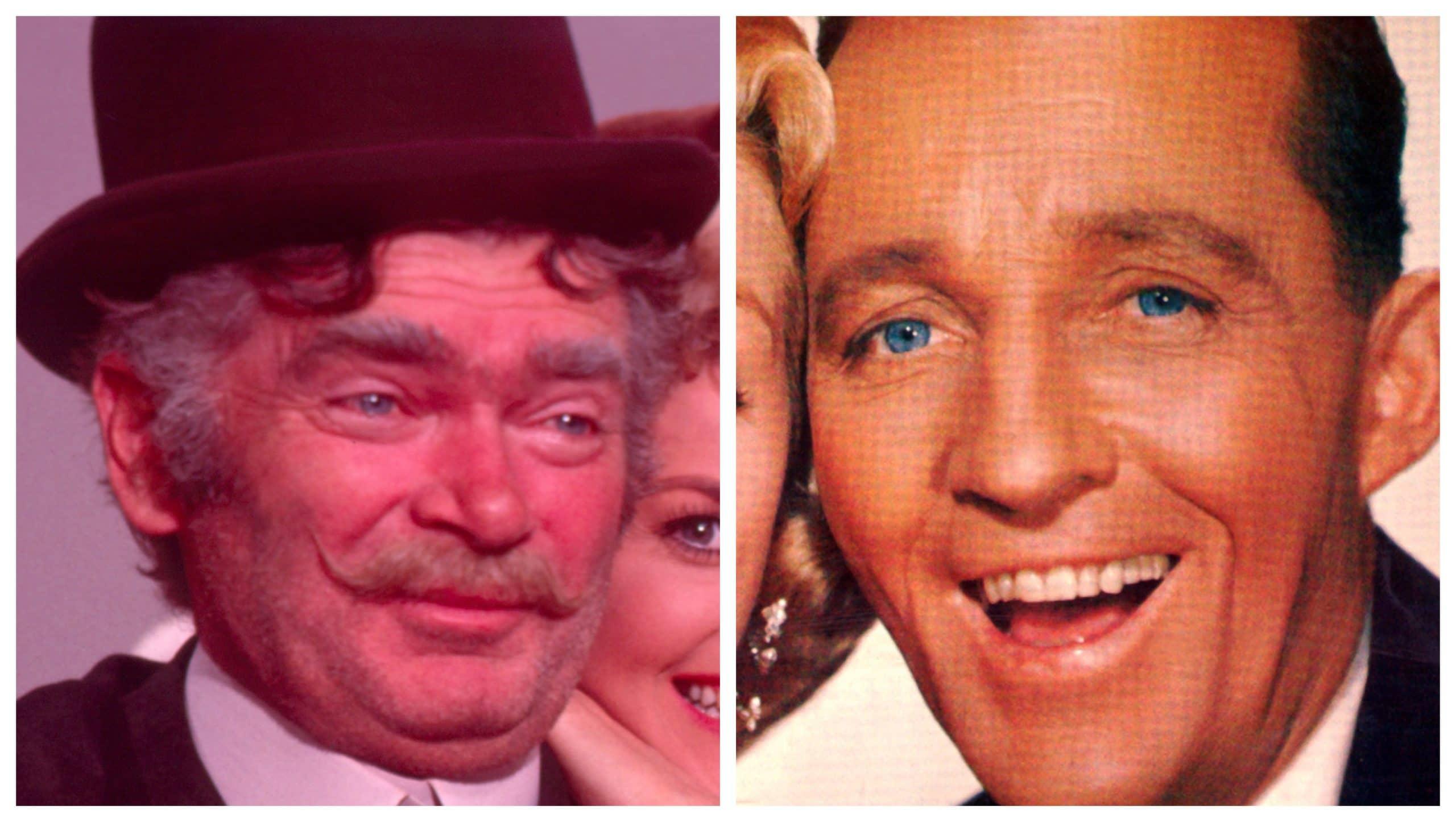Buddy Ebsen, Bing Crosby
