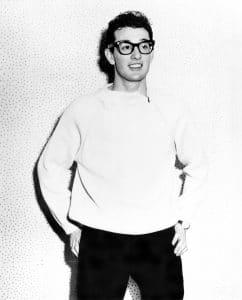 Buddy Holly, early-mid 1950s