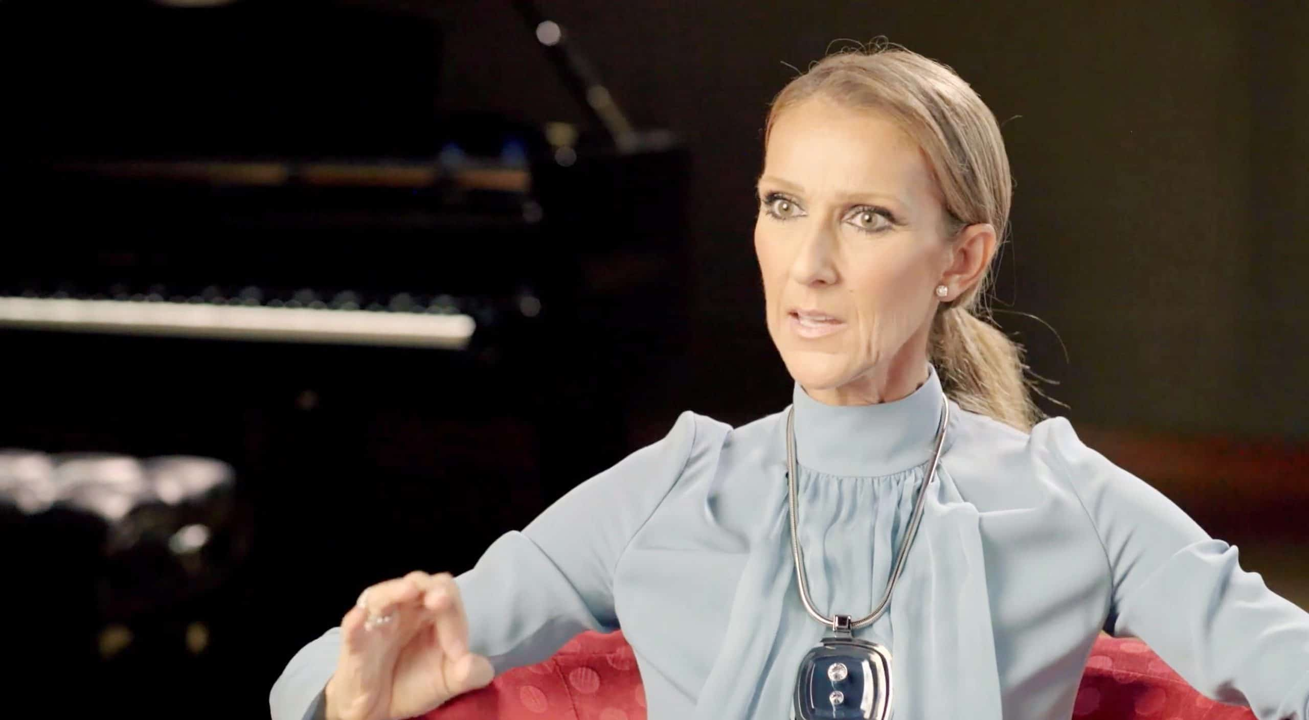 DAVID FOSTER: OFF THE RECORD, Celine Dion, 2019