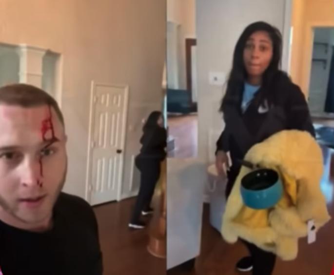 chet hanks bloody dispute