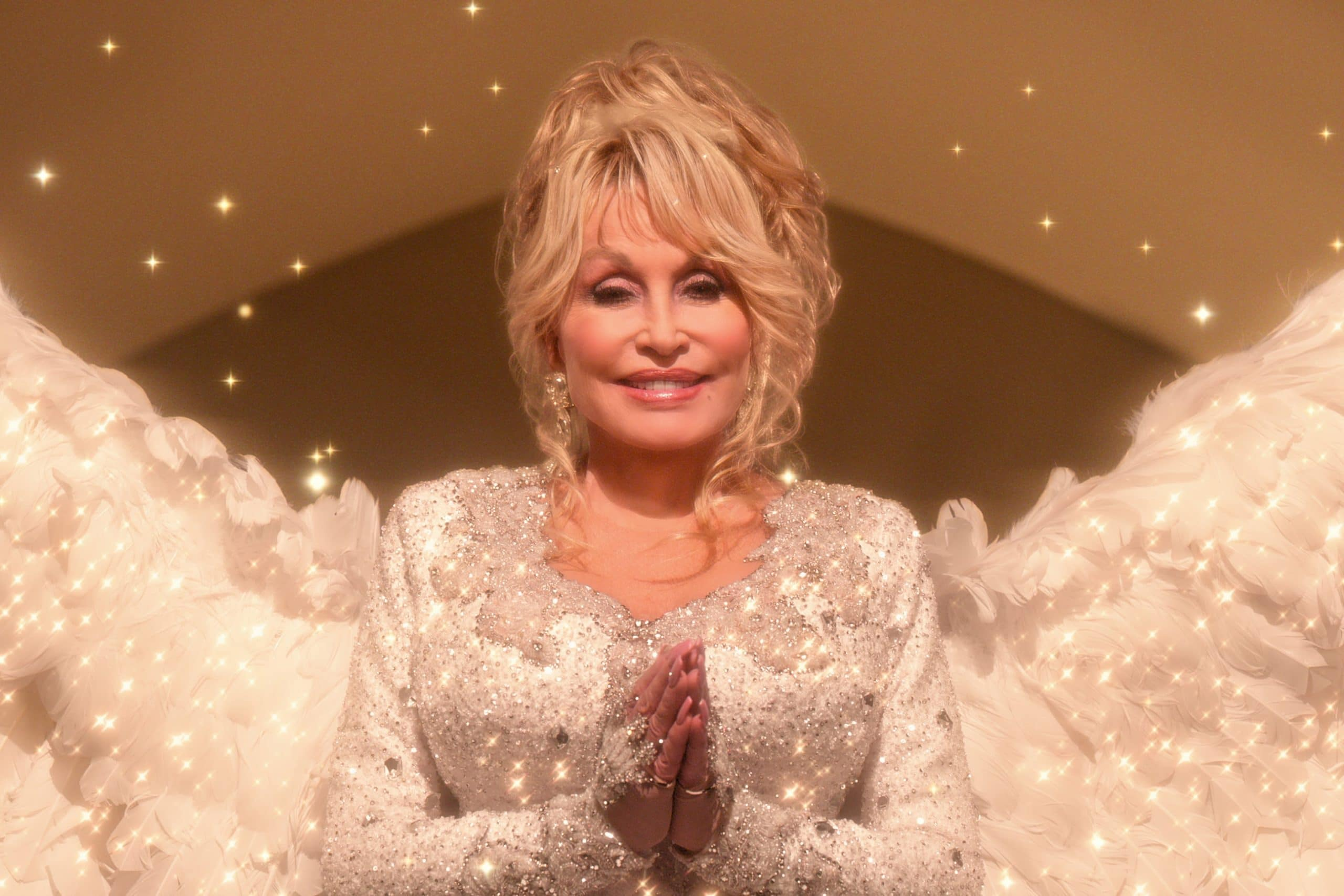 DOLLY PARTON'S CHRISTMAS ON THE SQUARE), Dolly Parton