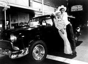 Linda Christensen, Harrison Ford, 1973
