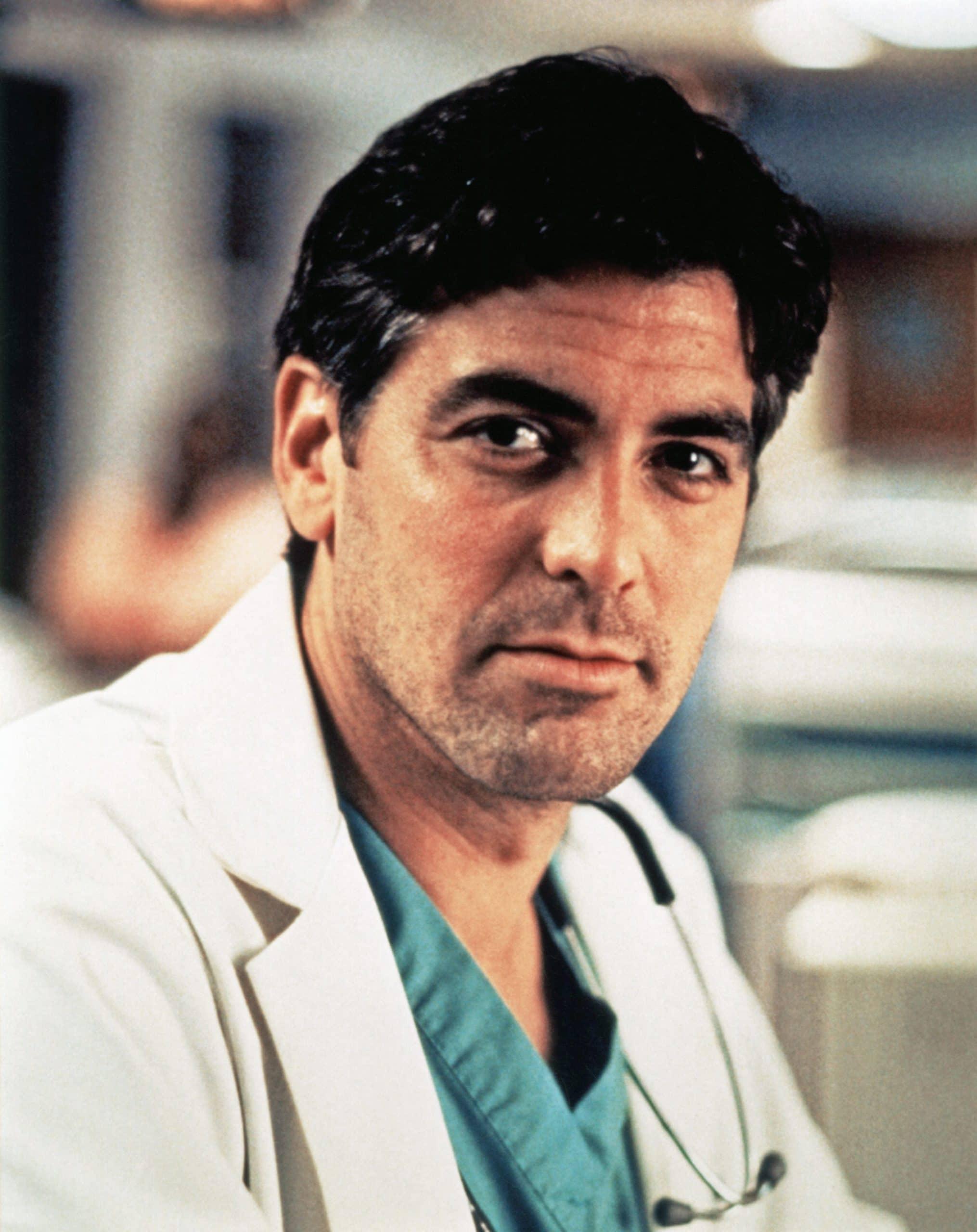 E.R., George Clooney, 1994-2009