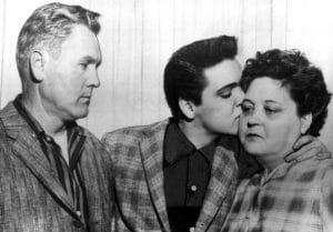 Gladys, Elvis, and Vernon