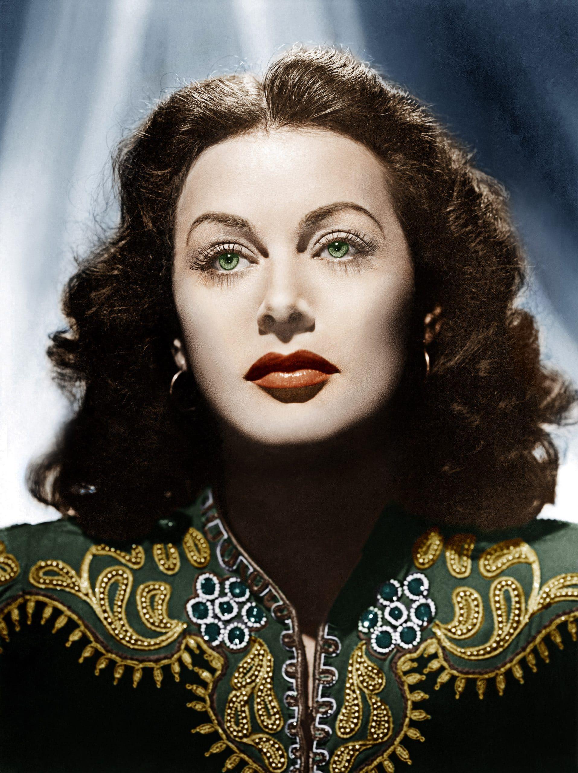 THE HEAVENLY BODY, Hedy Lamarr, 1944