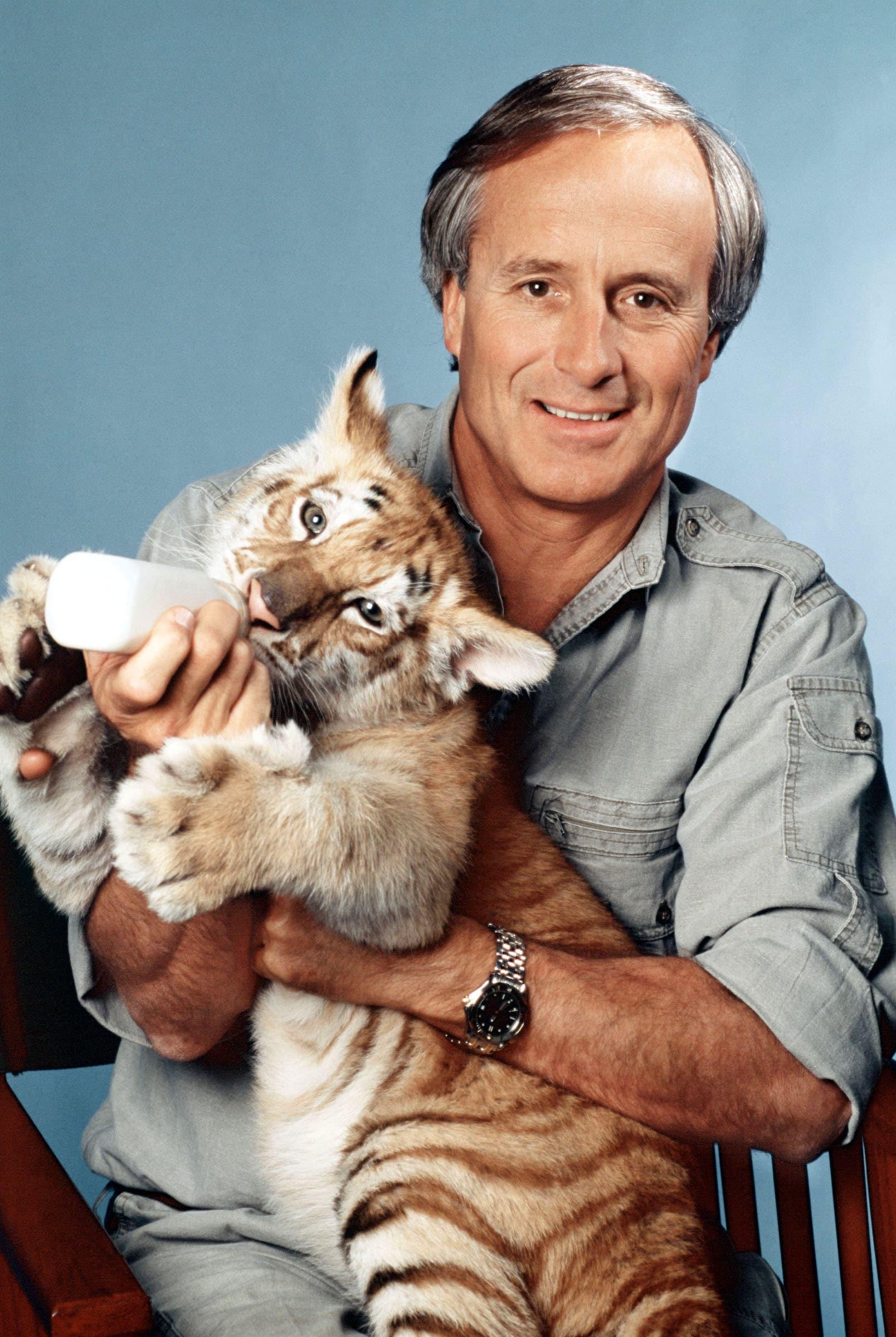 JACK HANNA'S ANIMAL ADVENTURES, Jack Hanna