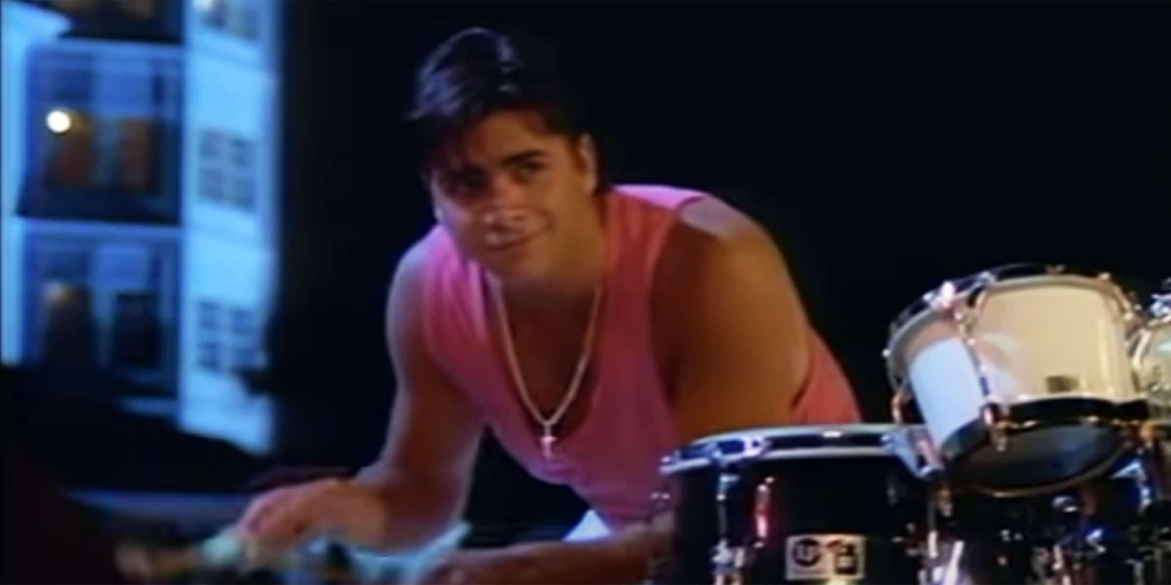 John Stamos in Beach Boys video kokomo