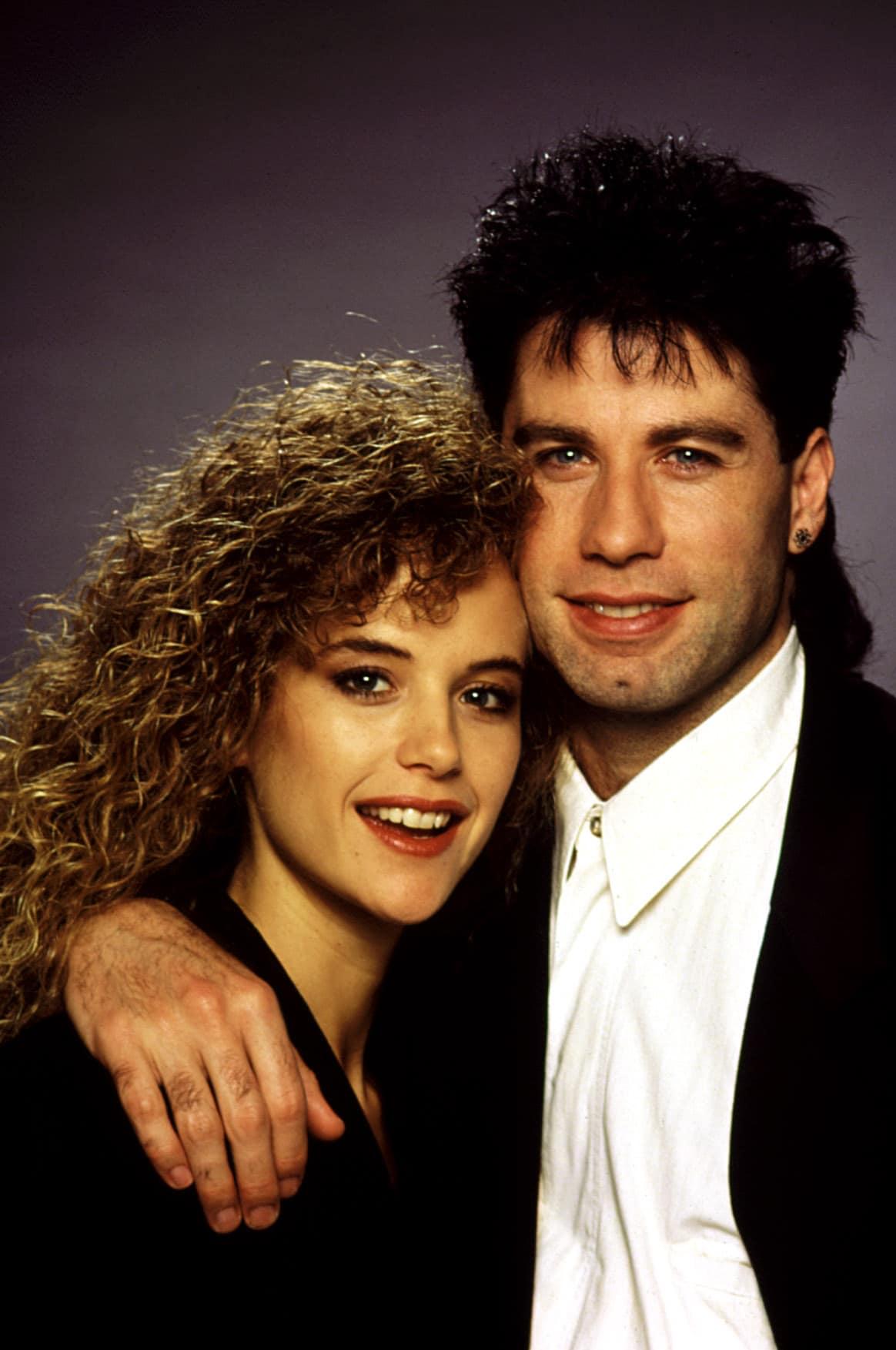 EXPERTS, Kelly Preston, John Travolta, 1989