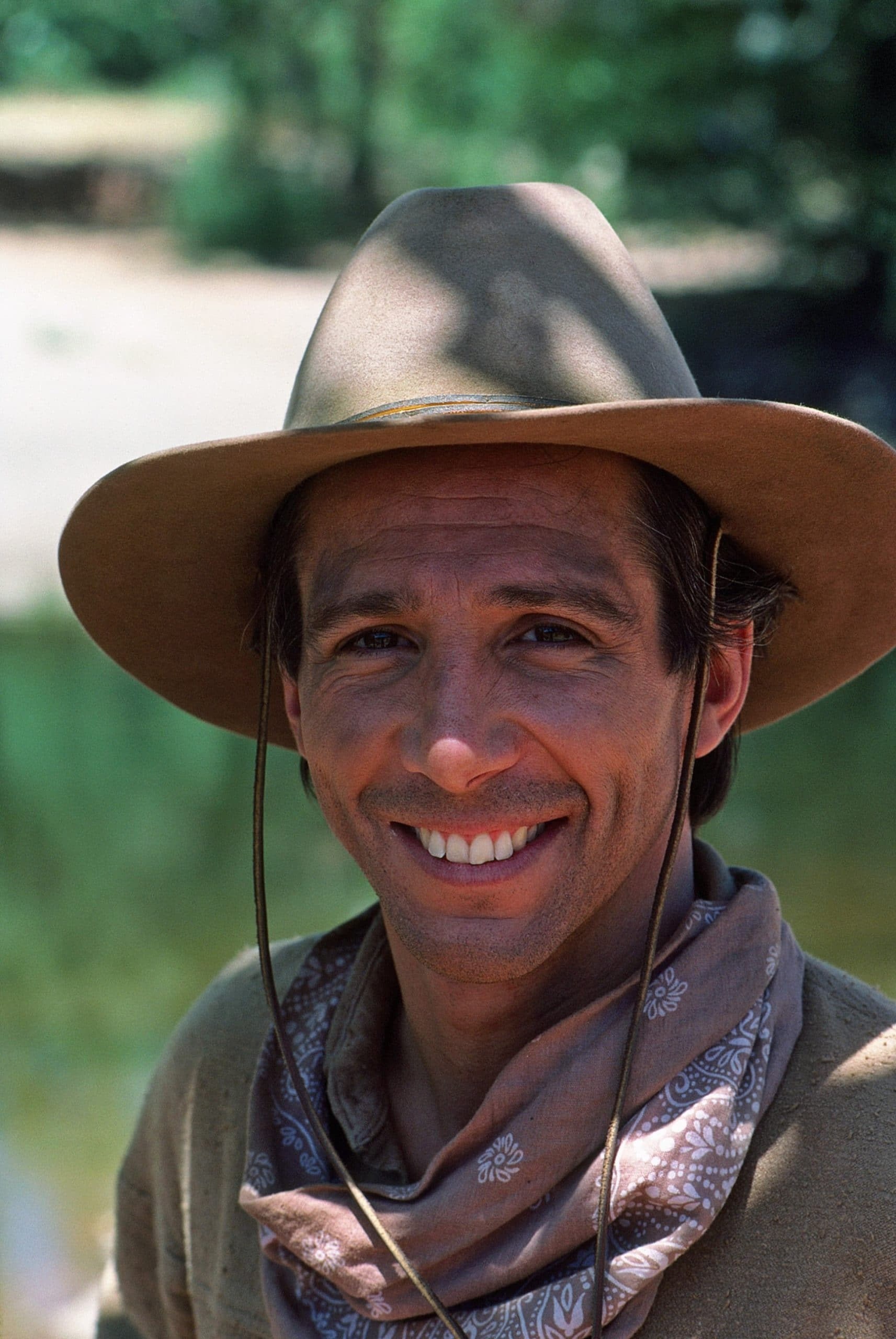 KENNY ROGERS AS THE GAMBLER: THE ADVENTURE CONTINUES, Johnny Crawford