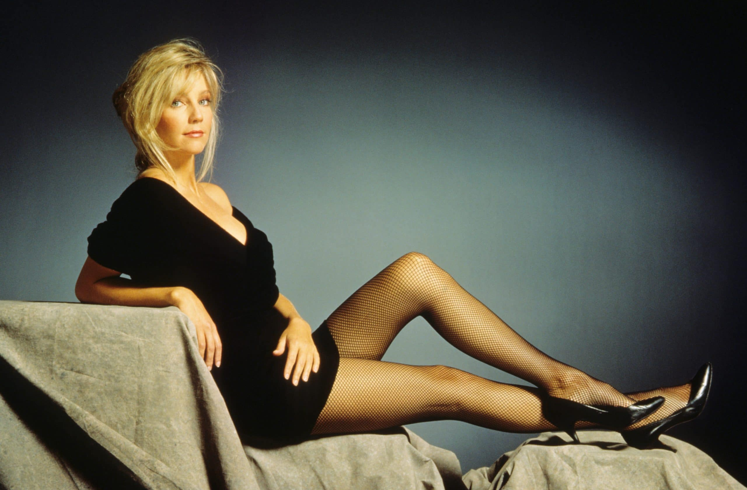 DYNASTY: THE REUNION, Heather Locklear, 1991