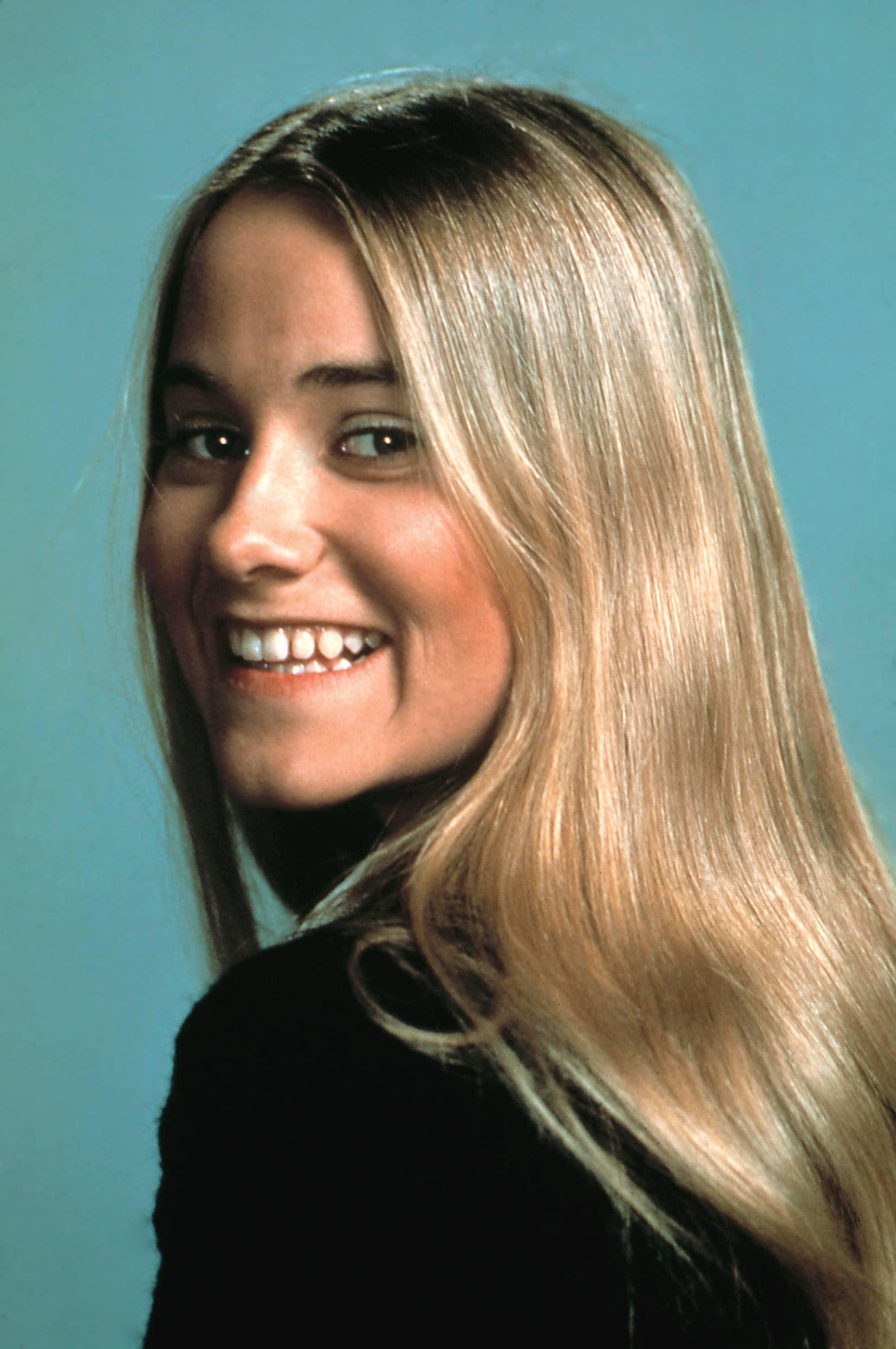 BRADY BUNCH, Maureen McCormick, 1969-1974